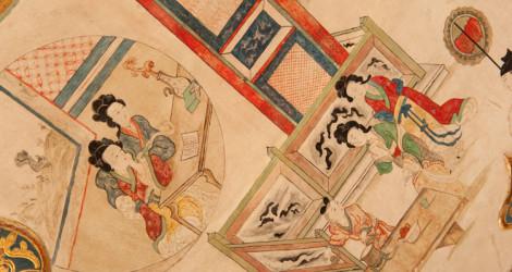 Pittura lombarda dell 39 800 corsiarte antiquaria moderna - Mobili italiani design ...