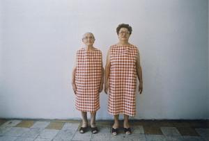 Marcello Maloberti, La vertigine della signora Emilia 2, 1992