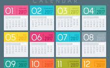 Calendario svolgimento lezioni corsi intersettoriali