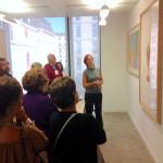 Anche Gunter Forg e Salvadori, artisti complessi, hanno suscitato grande interesse