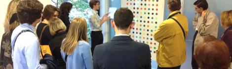 Progetto educativo offerto da Deutsche Bank per i licei | di CorsiArte con Chiara Gatti
