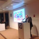 Sandro Baroni, relatore alla conferenza ha affrontato questioni storiche e semantiche sul colore