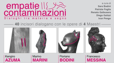 EMPATIE/CONTAMINAZIONI - Workshop aperto a tutti - Riservato a CorsiArte