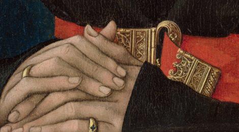UN MINUTO di STORIA dell'ARTE - GIOIELLI ANTICHI: lineamenti di stile della cintura rinascimentale