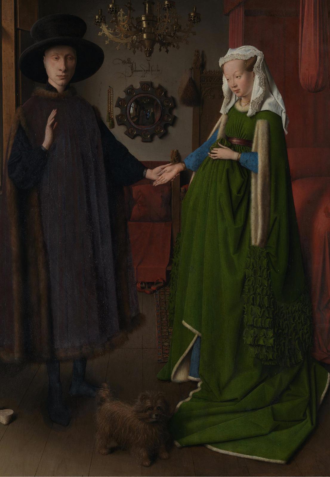 I coniugi Arnolfini_CorsiArte